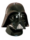 Darth Vader Deluxe Two Piece Helmet, halloween costume (Darth Vader Deluxe Two Piece Helmet)