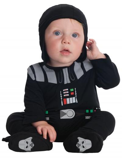 Darth Vader Onesie, halloween costume (Darth Vader Onesie)