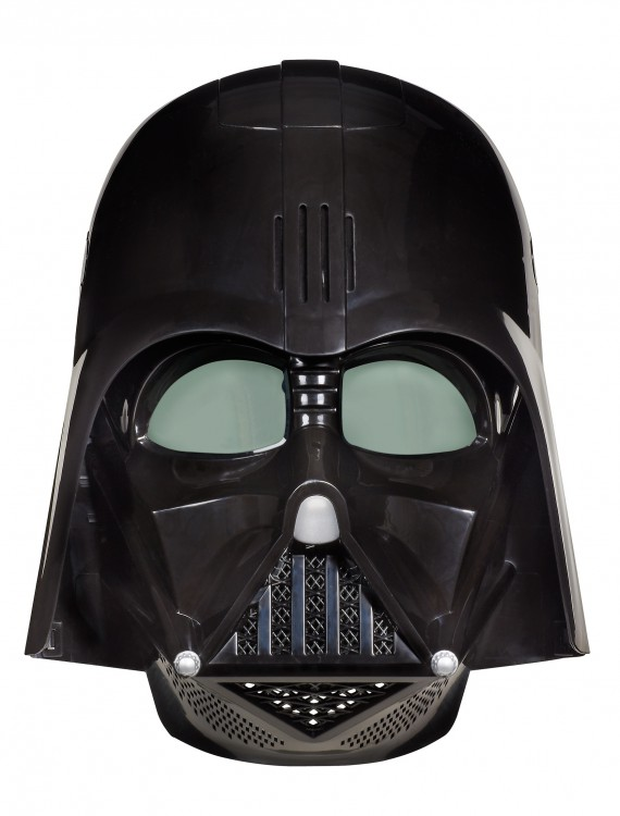 Darth Vader Voice Changer Helmet, halloween costume (Darth Vader Voice Changer Helmet)