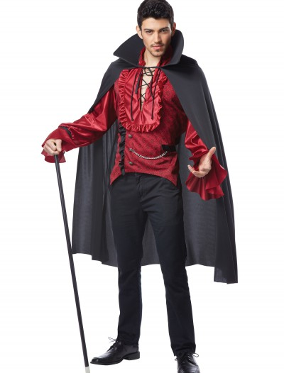Dashing Vampire Costume, halloween costume (Dashing Vampire Costume)