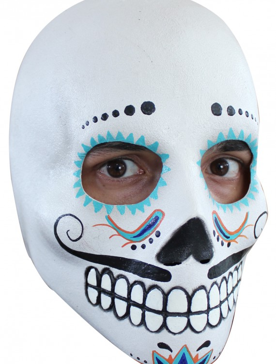 Day of the Dead Catrina Mask, halloween costume (Day of the Dead Catrina Mask)