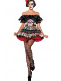 Day of the Dead Doll Costume, halloween costume (Day of the Dead Doll Costume)