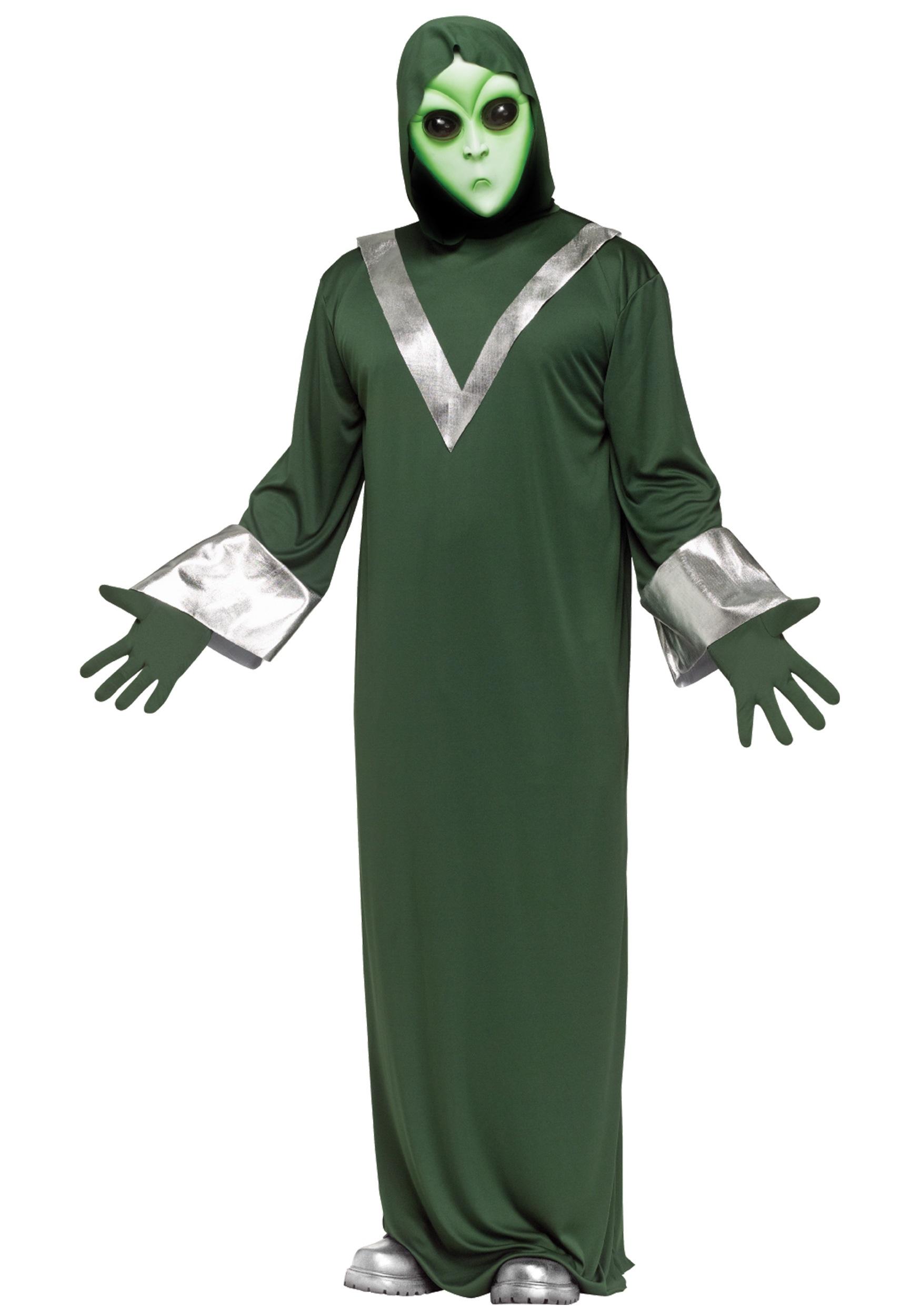 Deep Space Alien Costumes  sc 1 st  Halloween Costumes & Deep Space Alien Costumes - Halloween Costumes