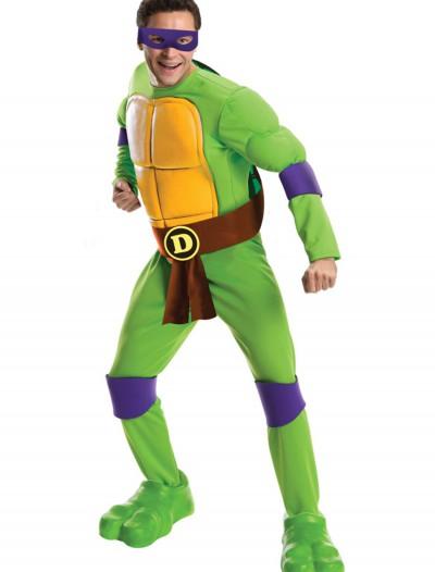 Deluxe Adult Donatello, halloween costume (Deluxe Adult Donatello)