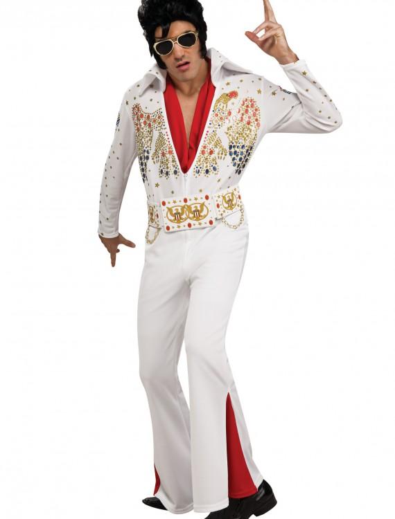 Deluxe Adult Elvis Costume, halloween costume (Deluxe Adult Elvis Costume)