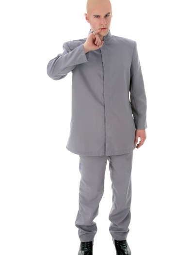 Deluxe Adult Grey Suit Costume, halloween costume (Deluxe Adult Grey Suit Costume)