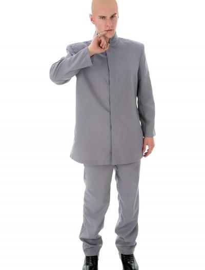 Deluxe Adult Grey Suit Costume, halloween costume (Deluxe Adult Grey Suit Costume)