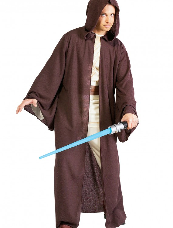 Deluxe Adult Jedi Robe, halloween costume (Deluxe Adult Jedi Robe)