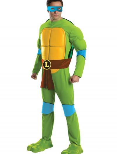 Deluxe Adult Leonardo, halloween costume (Deluxe Adult Leonardo)