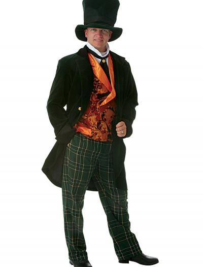 Deluxe Adult Mad Hatter Costume, halloween costume (Deluxe Adult Mad Hatter Costume)