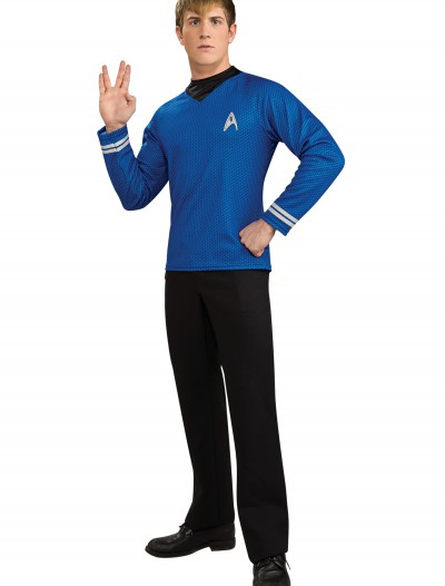 Deluxe Adult Spock Costume, halloween costume (Deluxe Adult Spock Costume)