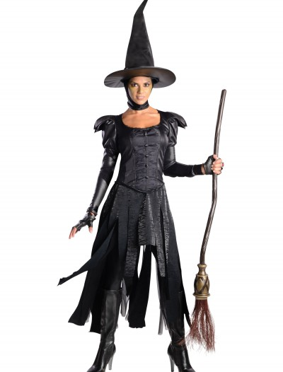 Deluxe Adult Wicked Witch of the West Costume, halloween costume (Deluxe Adult Wicked Witch of the West Costume)