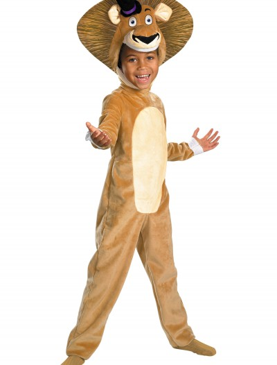 Deluxe Alex the Lion Costume, halloween costume (Deluxe Alex the Lion Costume)