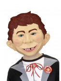 Deluxe Alfred E. Neuman Mask, halloween costume (Deluxe Alfred E. Neuman Mask)
