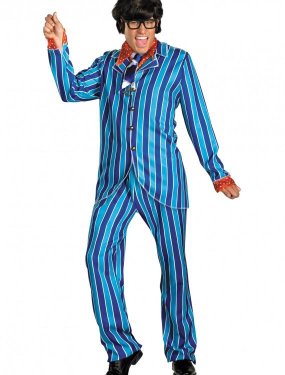 Deluxe Austin Powers Carnaby Costume, halloween costume (Deluxe Austin Powers Carnaby Costume)