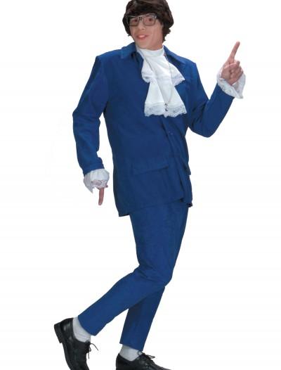 Deluxe Austin Powers Costume, halloween costume (Deluxe Austin Powers Costume)