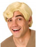 Deluxe Barney Rubble Wig, halloween costume (Deluxe Barney Rubble Wig)