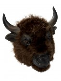 Deluxe Buffalo Mask, halloween costume (Deluxe Buffalo Mask)