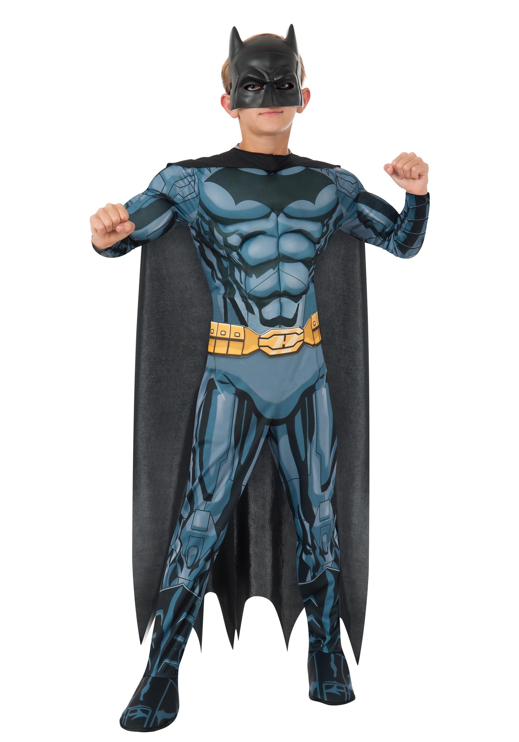 Deluxe Child Batman Costume  sc 1 st  Halloween Costumes & Deluxe Child Batman Costume - Halloween Costumes