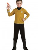 Deluxe Child Captain Kirk Costume, halloween costume (Deluxe Child Captain Kirk Costume)