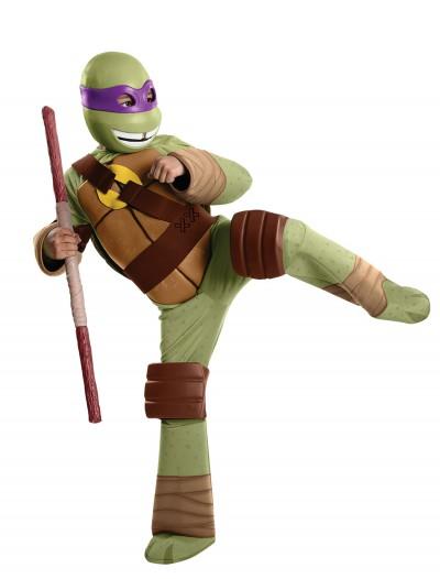 Deluxe Child Donatello Costume, halloween costume (Deluxe Child Donatello Costume)