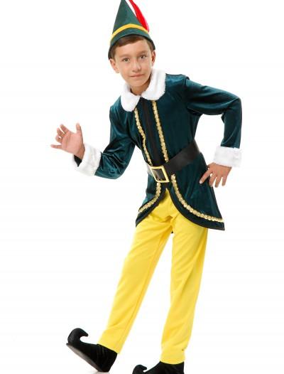 Deluxe Child Elf Costume, halloween costume (Deluxe Child Elf Costume)