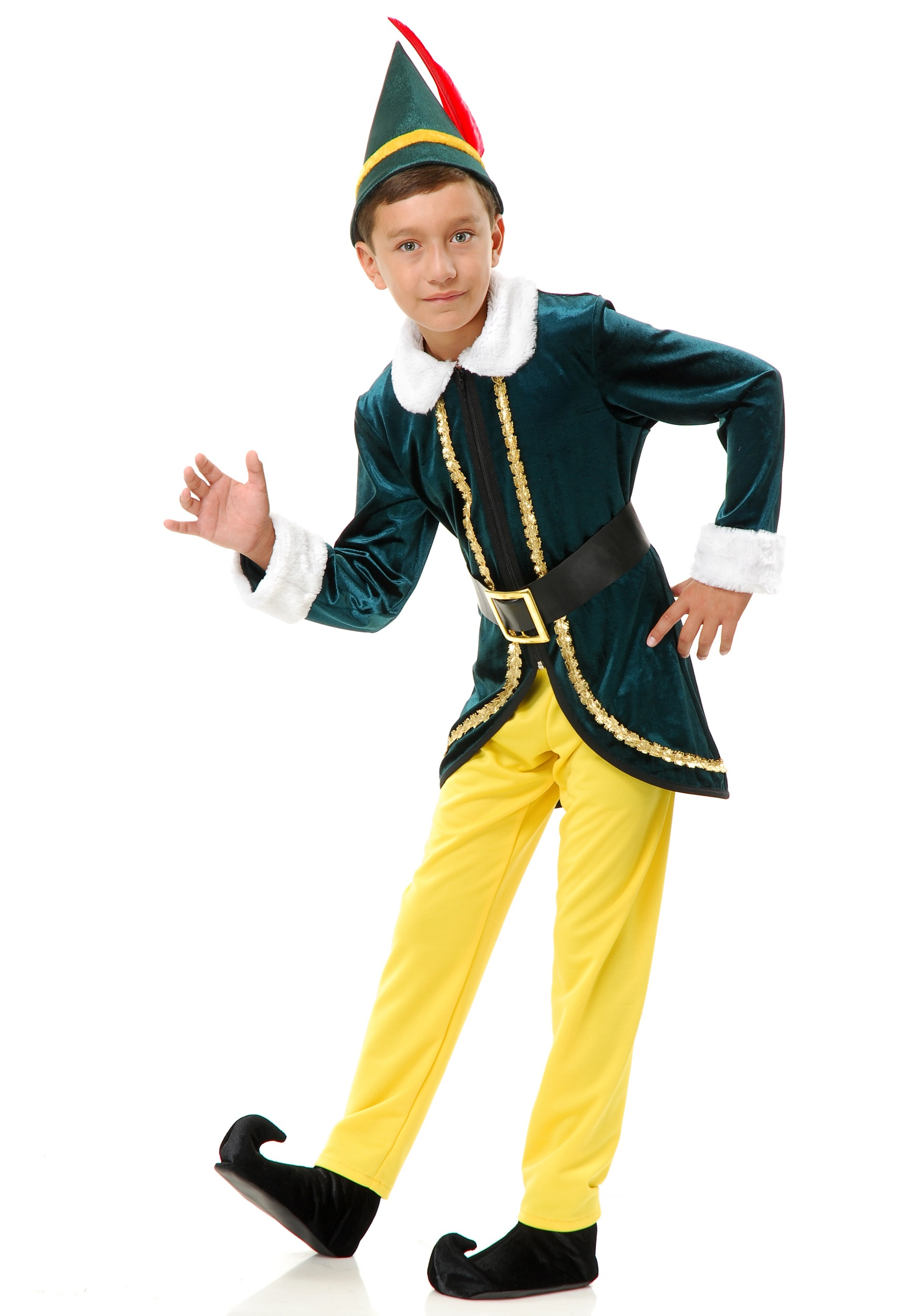 Deluxe Child Elf Costume  sc 1 st  Halloween Costumes : child elf costumes  - Germanpascual.Com