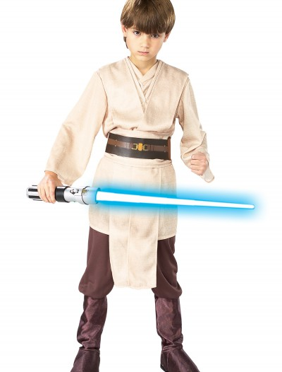 Deluxe Child Jedi Costume, halloween costume (Deluxe Child Jedi Costume)