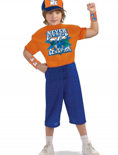Deluxe Child John Cena Costume, halloween costume (Deluxe Child John Cena Costume)