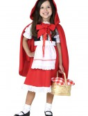 Deluxe Child Little Red Riding Hood Costume, halloween costume (Deluxe Child Little Red Riding Hood Costume)