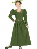 Deluxe Child Princess Fiona Costume, halloween costume (Deluxe Child Princess Fiona Costume)
