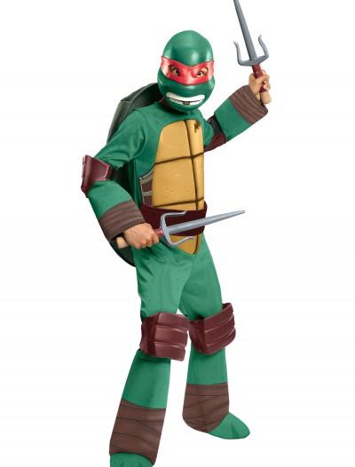 Deluxe Child Raphael Costume, halloween costume (Deluxe Child Raphael Costume)