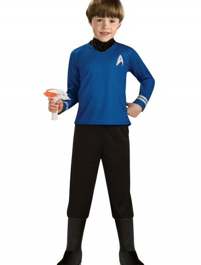 Deluxe Child Spock Costume, halloween costume (Deluxe Child Spock Costume)