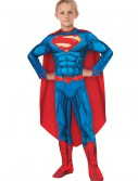 Deluxe Child Superman Costume, halloween costume (Deluxe Child Superman Costume)