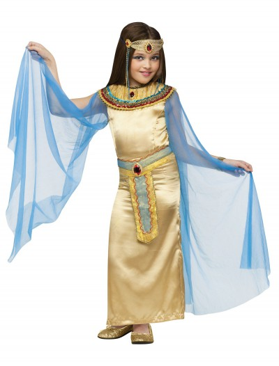 Deluxe Cleopatra Child Costume, halloween costume (Deluxe Cleopatra Child Costume)