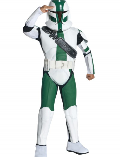 Deluxe Commander Gree Costume, halloween costume (Deluxe Commander Gree Costume)