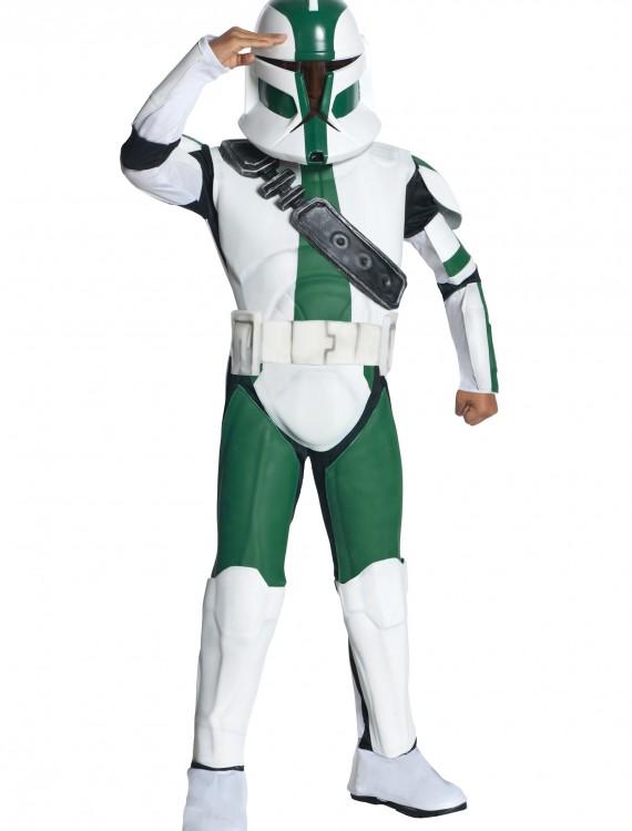 Deluxe Commander Gree Costume, halloween costume (Deluxe Commander Gree Costume)