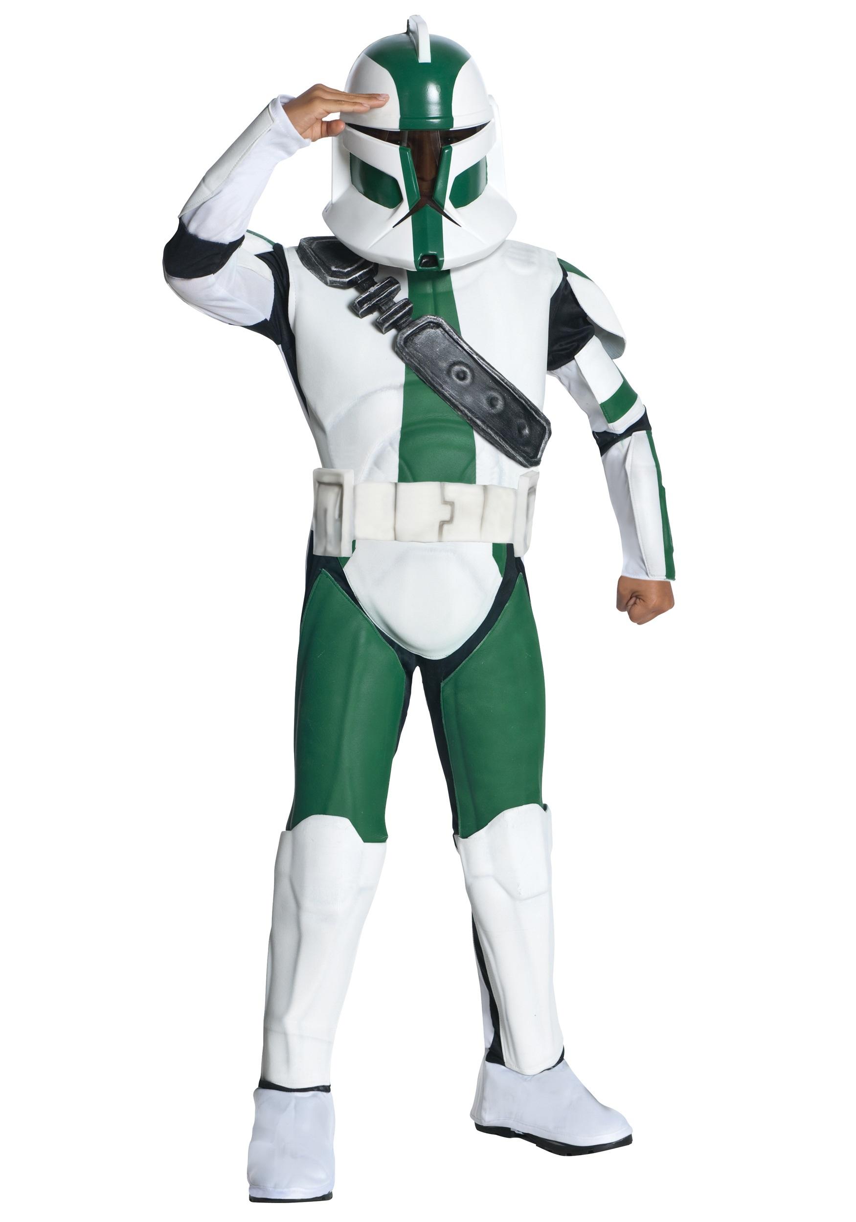Deluxe Commander Gree Costume  sc 1 st  Halloween Costumes & Deluxe Commander Gree Costume - Halloween Costumes