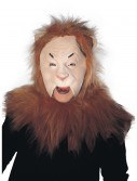 Deluxe Cowardly Lion Mask, halloween costume (Deluxe Cowardly Lion Mask)