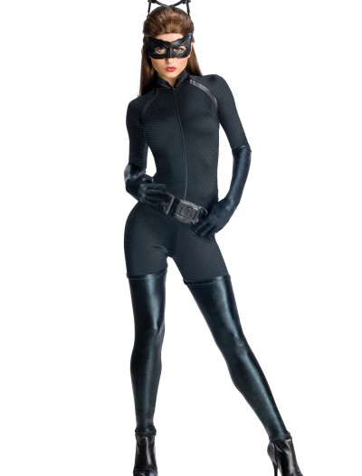 Deluxe Dark Knight Catwoman Costume, halloween costume (Deluxe Dark Knight Catwoman Costume)