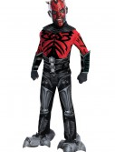 Deluxe Darth Maul Kids Costume, halloween costume (Deluxe Darth Maul Kids Costume)