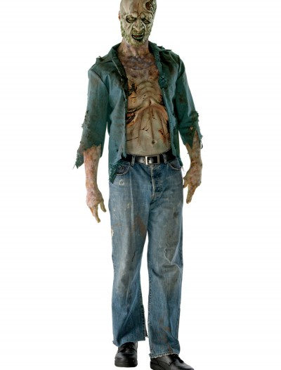 Deluxe Decomposed Zombie Costume, halloween costume (Deluxe Decomposed Zombie Costume)