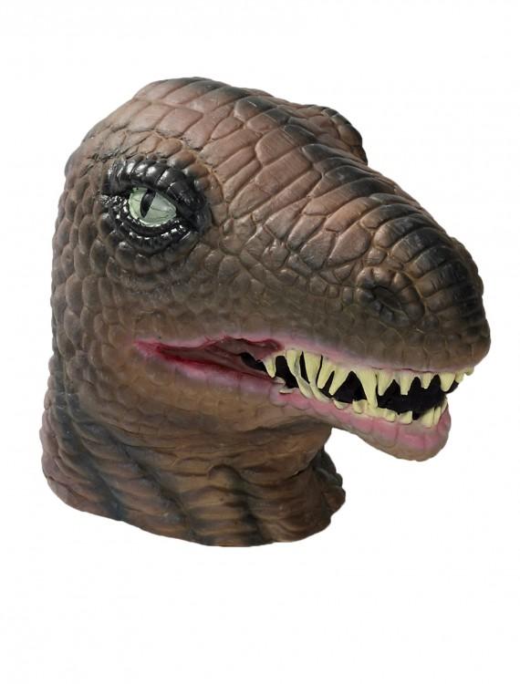 Deluxe Dinosaur Latex Mask, halloween costume (Deluxe Dinosaur Latex Mask)