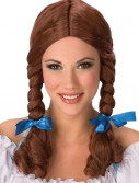 Deluxe Kansas Girl Costume Wig, halloween costume (Deluxe Kansas Girl Costume Wig)
