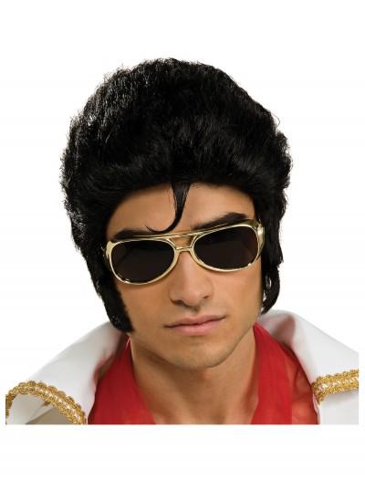 Deluxe Elvis Wig, halloween costume (Deluxe Elvis Wig)