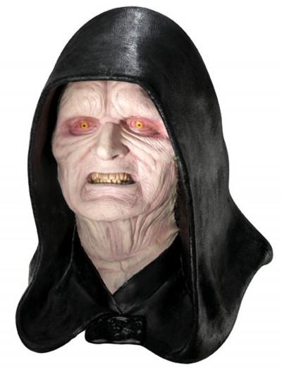 Deluxe Emperor Palpatine Mask, halloween costume (Deluxe Emperor Palpatine Mask)