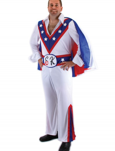 Deluxe Evel Knievel Costume, halloween costume (Deluxe Evel Knievel Costume)