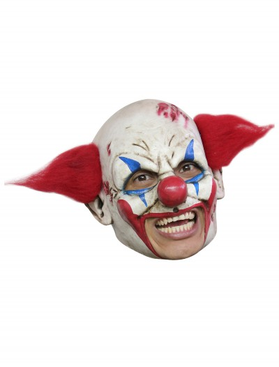 Deluxe Evil Clown Mask, halloween costume (Deluxe Evil Clown Mask)