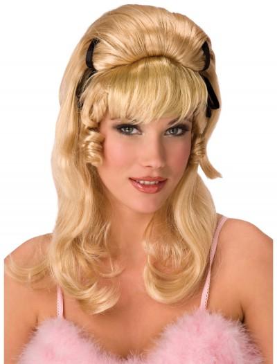 Deluxe Feminine Robot Wig, halloween costume (Deluxe Feminine Robot Wig)
