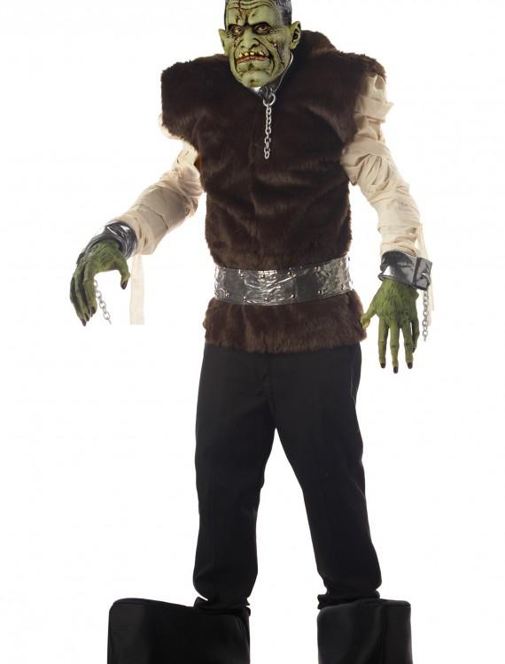 Deluxe Frankenstein Costume, halloween costume (Deluxe Frankenstein Costume)